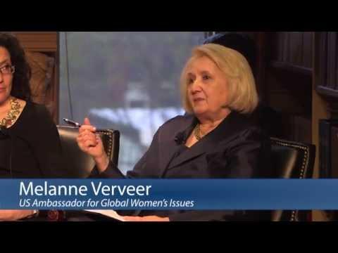 Melanne Verveer on the Shift of Muslim Female Empowerment