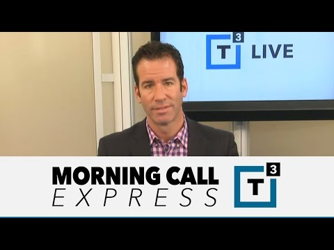 Morning Call Express: Foreseeable Fresh Record Highs and Caution