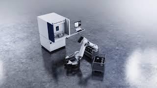 TRUMPF 3D Laser Welding - TruLaser Station 7000