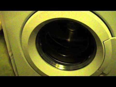 Отжим  стиральной машины HANSA AWB508LR