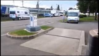 Aire de Camping car de Bar le Duc Meuse 55
