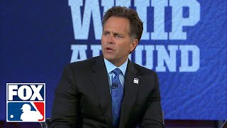 Eric Karros on Angels' pitching situation and Robinson Cano's injury | MLB WHIPAROUND