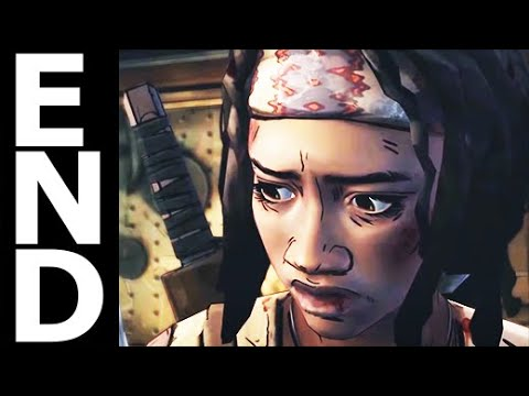 The Walking Dead Michonne Episode 2 ENDING - Sparing Randall - Walkthrough Gameplay No Commentary