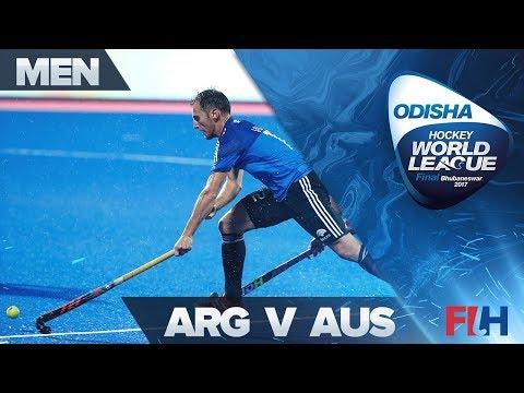 Argentina v Australia - Odisha Men's Hockey World League Final - Bhubaneswar, India