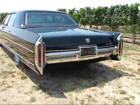 1966 Cadillac Fleetwood Brougham - YouTube
