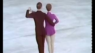 Ludmilla Smirnova & Andrei Suraikin - 1971 World Figure Skating Championships LP
