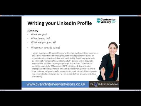 2014 03 25 19 15 Unlocking the secrets of how to make your LinkedIn profile really work for you   Co