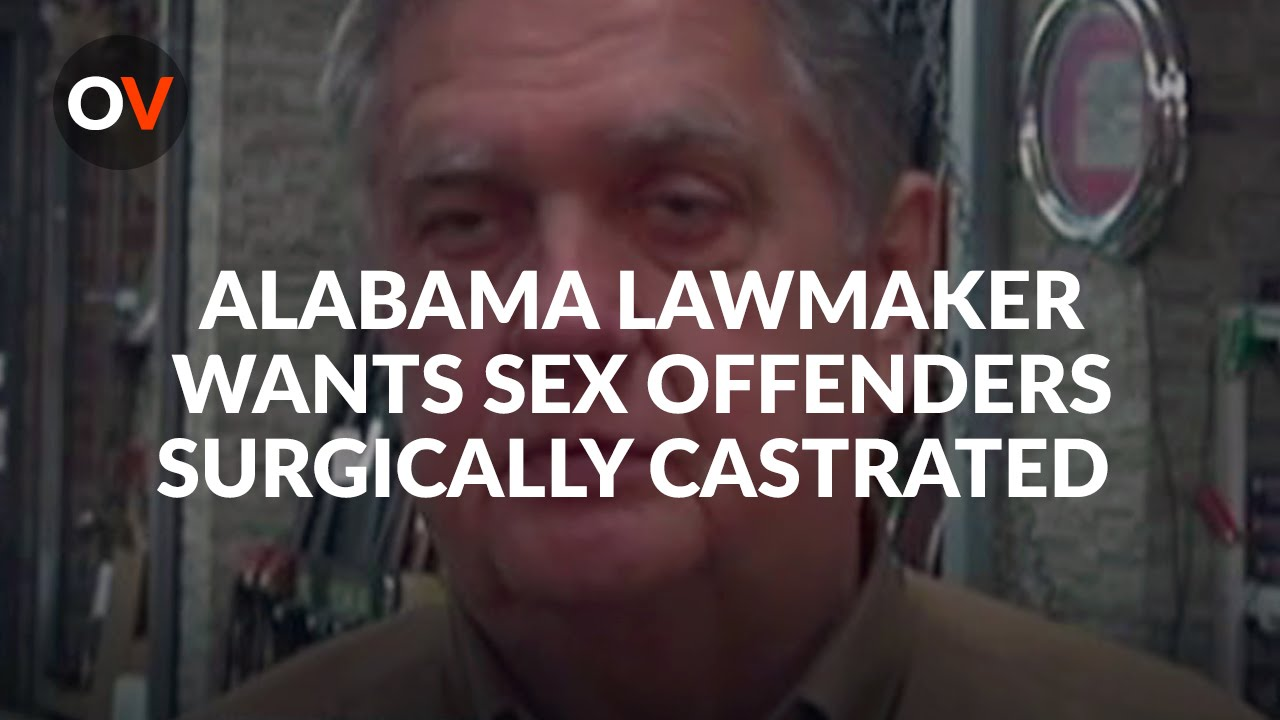 offenders sexual Castration of