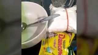 Cara membuat Cheescake oreo dengan mudah bikinan rumahan 😀😀