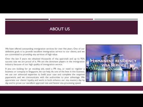 SingaporePermanent Residency Visa