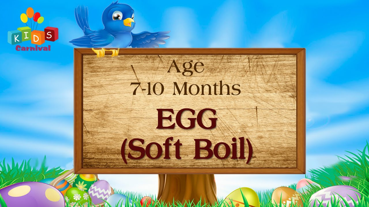 Egg soft boil for 7 10 months old babies food recipe for kids egg soft boil for 7 10 months old babies food recipe for kids youtube forumfinder Image collections
