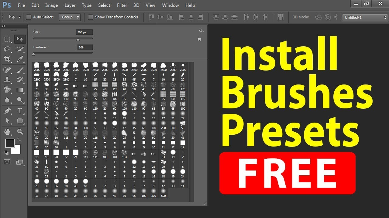 brush free download for photoshop cs6