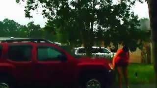 № 2469 ЭКСТРИМ - Помыть машину под МОЛНИЕЙ  15.05.2012