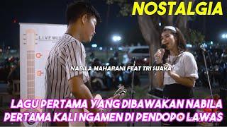 Pura Pura Lupa Mahen Cover By Nabila Maharani Feat Tri Suaka MP3