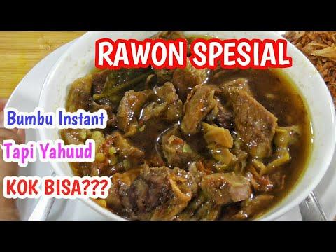 Resep Rawon Spesial Nikmat Luar Biasa Nggak Ribet