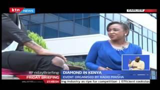 One on One with Bongo Superstar Diamond who is in Kenya courtesy of Radio Maisha