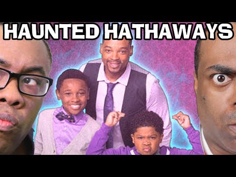 How Did THE HAUNTED HATHAWAYS Ghosts DIE?? (ft. Lamarr Wilson) : Black Nerd