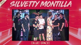 Blue Space Oficial - Matinê - Silvetty Montilla - 18.11.18