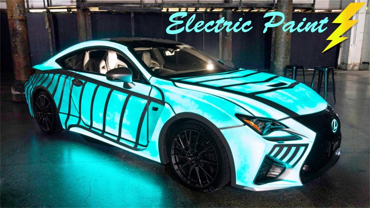 5 Crazy Electric Paint Patterns Which Will Your Mind Auto Urban