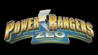 Ultimate Zeo Power Rangers Theme Song