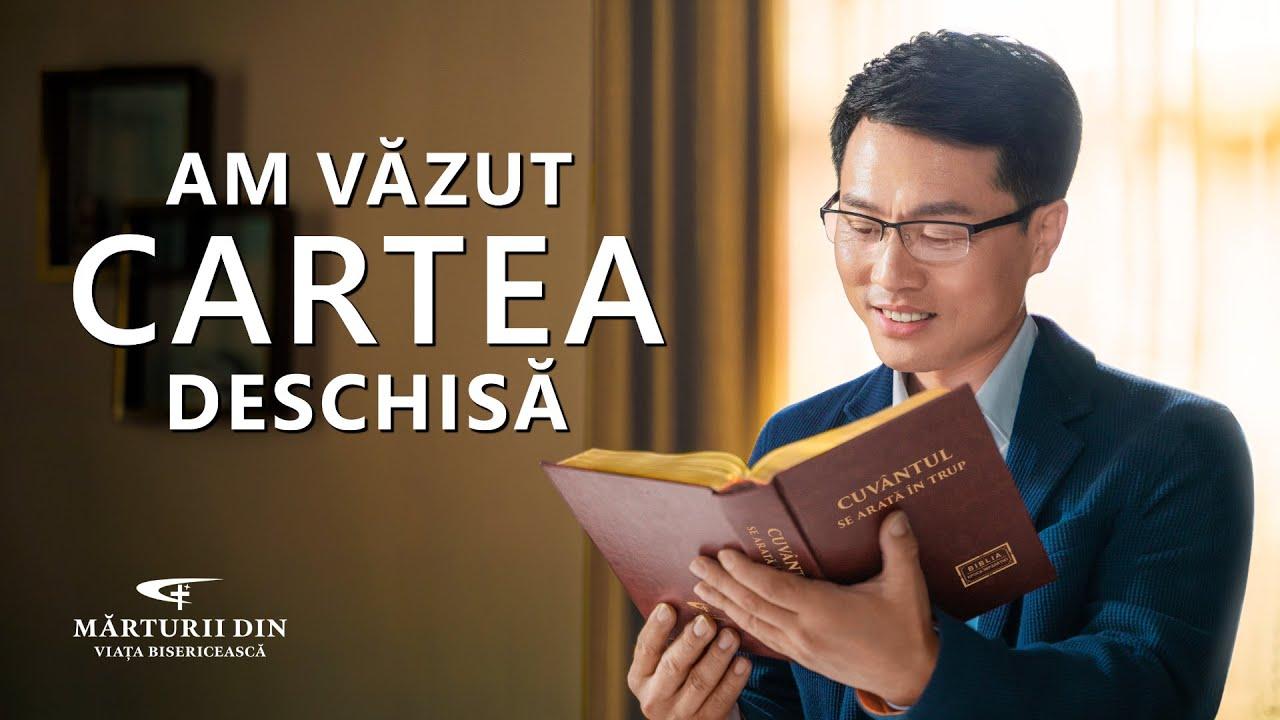 """Video de mărturie creștină 2020 """"Am văzut cartea deschisă"""""""