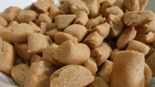 Healthy Dog Cookies - Easy Recipe (soy-free, Gluten-free, Dairy-free, & Corn-free!)