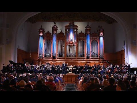 SHAKHIDI - SADO. Great Hall of Tchaikovsky Moscow State Conservatory