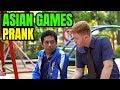 ASIAN GAMES PRANK - REPORTER PAKAI BAHASA INGGRIS