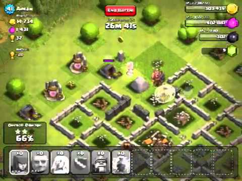 Hack ifile clash of clans