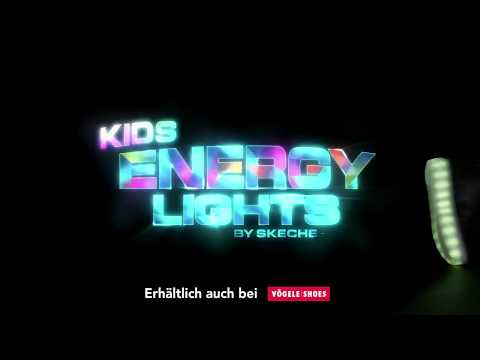 Vögele Shoes: Skechers Kids Energy Lights