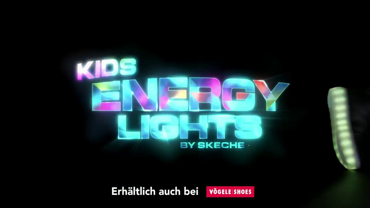 Vögele Shoes: Skechers Kids Energy Lights