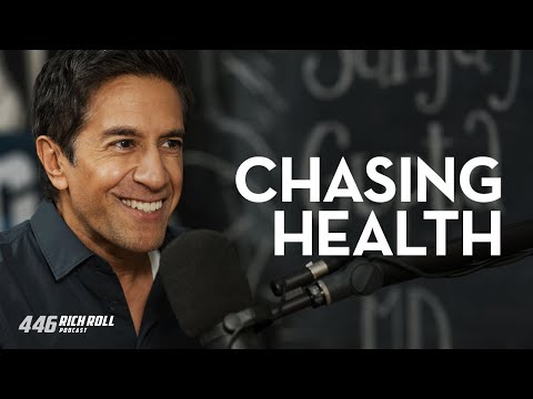 Chasing Health With Sanjay Gupta, MD   Rich Roll Podcast thumbnail