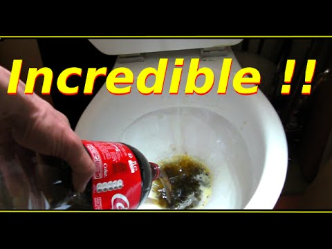 Coca cola Experiments – Multi purpose cleaner (documentary) - (WARNING SODA DEADlY !!) official 2015