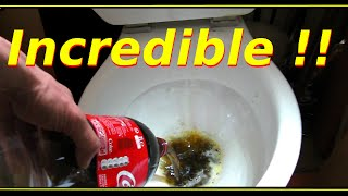 Gambar cover Coca cola Experiments – Multi purpose cleaner (documentary) - (WARNING SODA DEADlY !!) official 2015