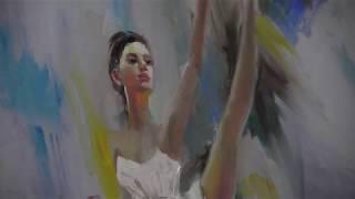 Игорь Сахаров, уроки рисования в Москве, живопись для начинающих