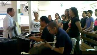 PRAYER OF RUPERT MAYER by: Holy Family Choir