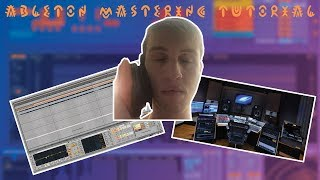 How To Master A Song In Ableton Tutorial