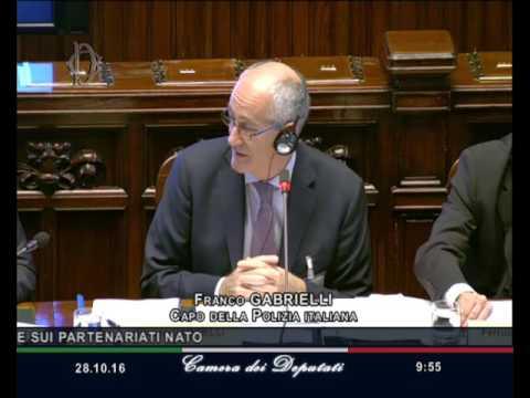 Roma - Le Séminaire du Groupe Spécial Méditerranée (28.10.16)