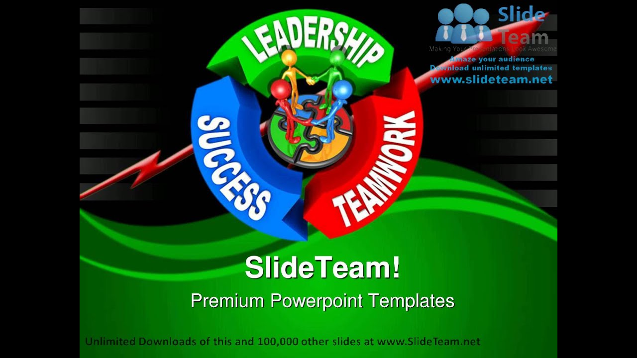 Leadership teamwork success business powerpoint templates themes leadership teamwork success business powerpoint templates themes and backgrounds ppt slide designs youtube alramifo Images