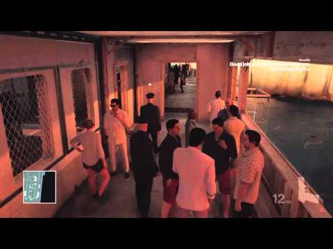 Hitman The Einarsson Inception Day 2 Security Footage Location Youtube
