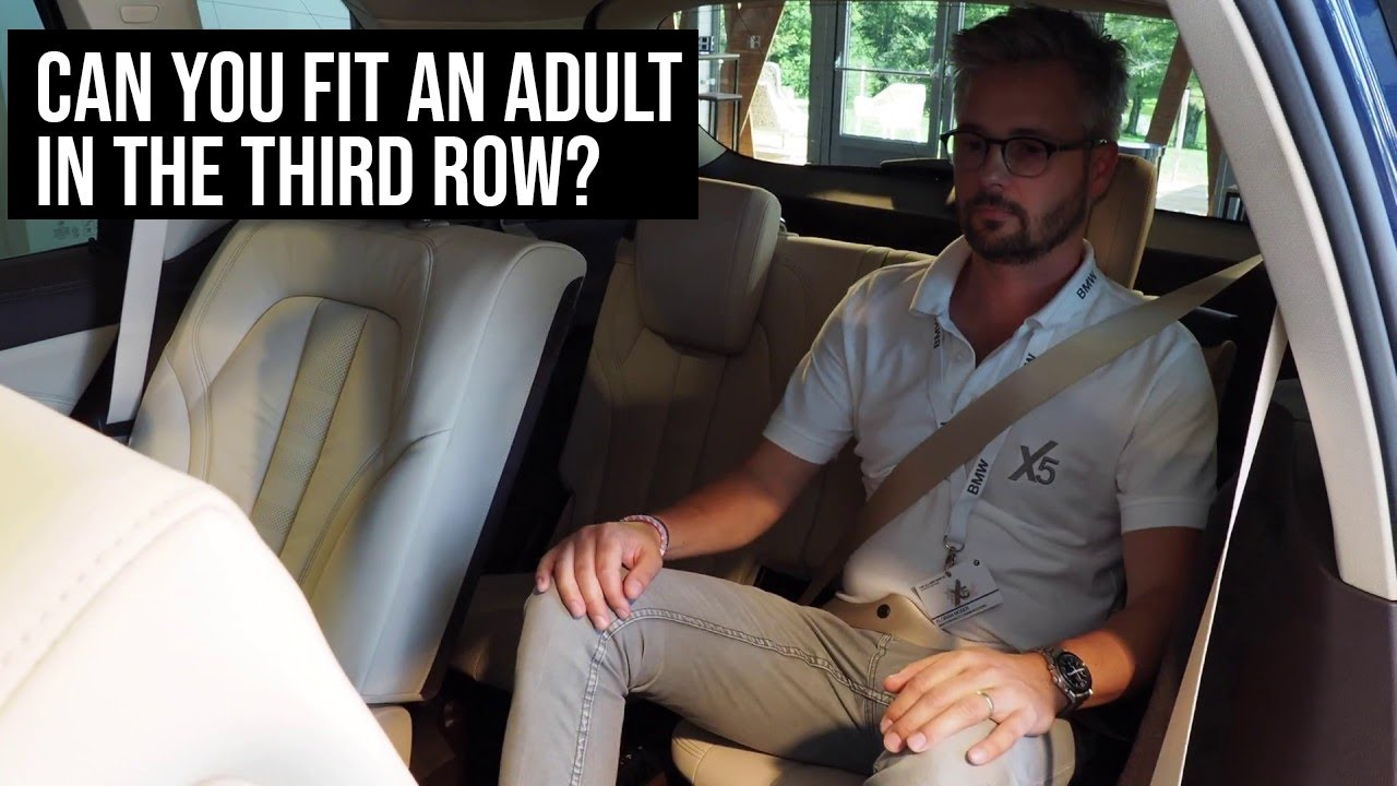 Top Rated Car Seats 2020.New Bmw X5 Third Row Seat Demo