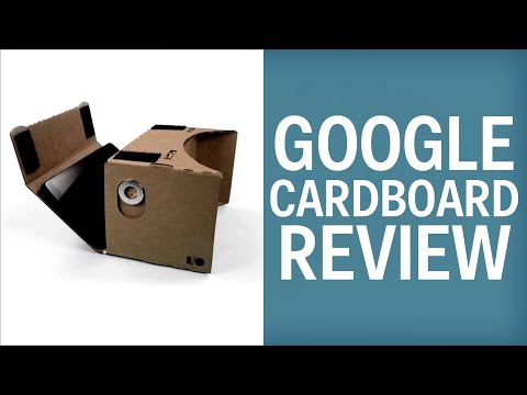 How To Put Together Google Cardboard Virtual Reality