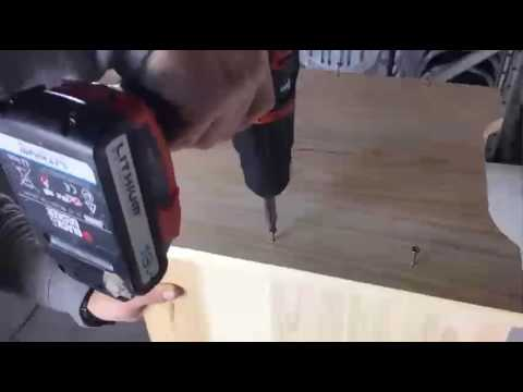 Costruire cassapanca legno grezzo fai da te tutorial for Cassapanca fai da te