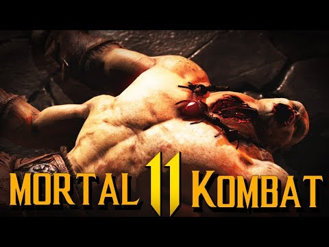 What Happens to Goro In Mortal Kombat 11?? thumbnail