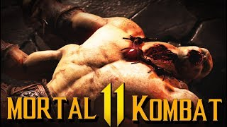 What Happened to Goro In Mortal Kombat 11??
