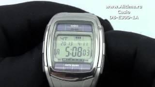 Мужские японские наручные часы Casio DB-E30D-1A(Подробное описание: http://www.alltime.ru/catalog/watch/374/casio/Man/3436/detail.php?ID=60782&back=list., 2013-04-12T10:37:47.000Z)