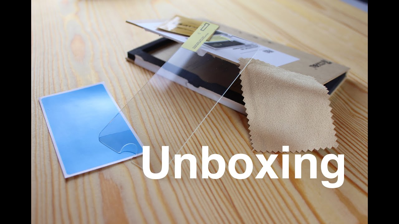 iphone 6 oder 6s panzerglas schutzfolie unboxing ruben orfeo youtube. Black Bedroom Furniture Sets. Home Design Ideas