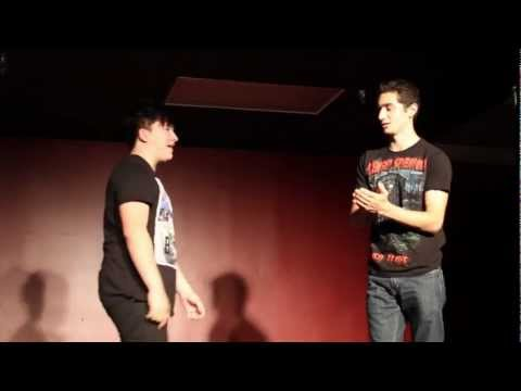 Hollywood Launch Acting Showcase - 'Two Timer' - Joseph Castanon and Anthony Porter