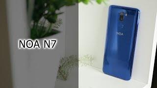 ОБЗОР | Хорватский смартфон NOA N7 из керамики!