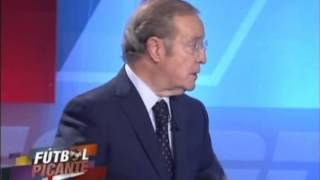 """ Que Televisa se trague sus palabras "" - Jose Ramon Fernandez"